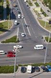 Street traffic royalty free stock photos