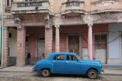 Street in Trinidad, Cuba Royalty Free Stock Photography