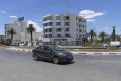 Street in Tunis Stock Photo