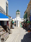 Street in Tunis Stock Images