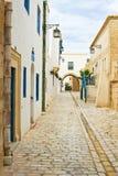 Street in Tunisia Stock Images