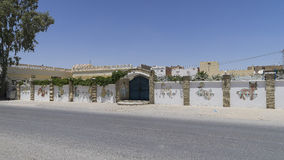 Street in Tunisia Stock Photos