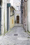 Street with urbanization Royalty Free Stock Photos