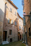 Street of Urbino Royalty Free Stock Image