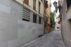 Street in Valencia,  Spain Royalty Free Stock Image