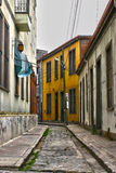 Street in Valparaiso Royalty Free Stock Image