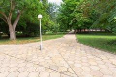 Street in Varna Stock Image