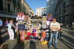 Street vendor Royalty Free Stock Photos