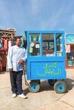 Street vendor Royalty Free Stock Image