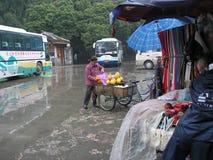 Street Vendor China Stock Photos
