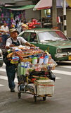 Street Vendor, Colombia Royalty Free Stock Image