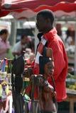 Street vendor Stock Photography