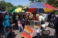 Street vendors Stock Photos
