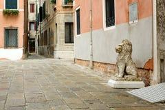 Street in Venice Stock Image