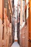 Street of Venice Royalty Free Stock Photography