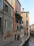 Street of Venice royalty free stock images