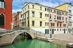 Street of Venice, Italy Royalty Free Stock Image