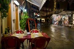 Street in Venice Italy Royalty Free Stock Photo