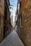 On the street, Venice, Italy Royalty Free Stock Image