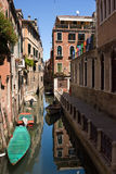 Street in Venice Stock Photo