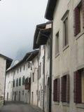 Street in Venzone 3 Stock Photo