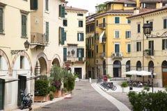 Street in Verona city center Stock Photo