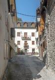 Street of Vielha Stock Images