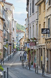Street of Vienne Royalty Free Stock Photo