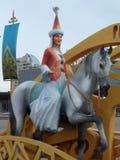 Street view in Astana Royalty Free Stock Photos