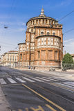 Church of Santa Maria delle Grazie , Milano Royalty Free Stock Images
