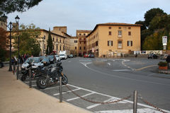 Street view Bologna Royalty Free Stock Photography