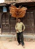Kathmandu City , Napel Stock Photography