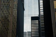 Street view, down town, Toronto, Ontario, Canada Royalty Free Stock Photography