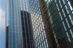 Street view, down town, Toronto, Ontario, Canada Royalty Free Stock Images