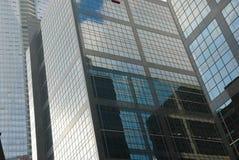 Street view, down town, Toronto, Ontario, Canada Royalty Free Stock Photo