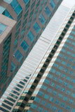 Street view, down town, Toronto, Ontario, Canada Royalty Free Stock Photos