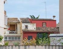 Street view in El Terreno Royalty Free Stock Image