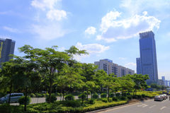 Street View Guangdong City Stock Photos Images Pictures 411