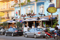 Street View in Kusadasi Stock Photography