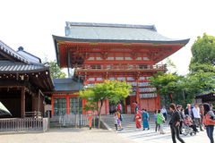 Street view in Kyoto Stock Photos