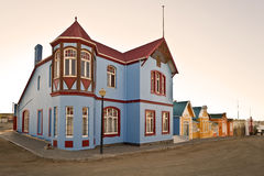 Free Street View, Lüderitz, Namibia, Africa Royalty Free Stock Photos - 20869628