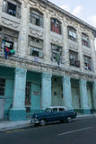 Street view from La Havana Center, dairy cuban life, travel general imagery Stock Photo