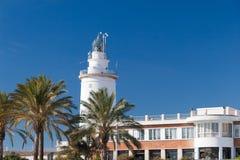 Street view of Malaga Royalty Free Stock Photos