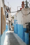 Street view in Morocco Stock Photography