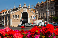 Street view of Murcia Royalty Free Stock Photography