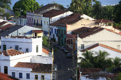 Street view of olinda Royalty Free Stock Photography
