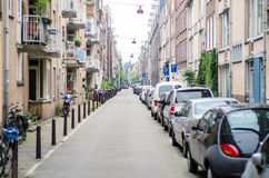 Street view Royalty Free Stock Images