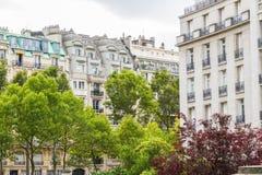 Street view, Paris. Stock Image