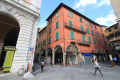 Street view in Pisa, Italy Stock Photography