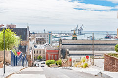 Street view of Port Elizabeth Royalty Free Stock Photo